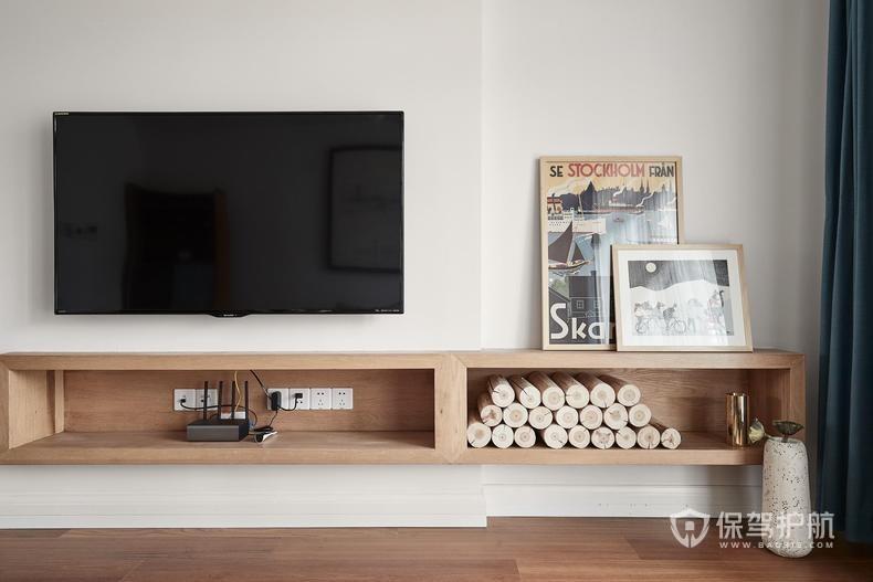 悬挂式电视柜的优缺点是什么?怎么选购?