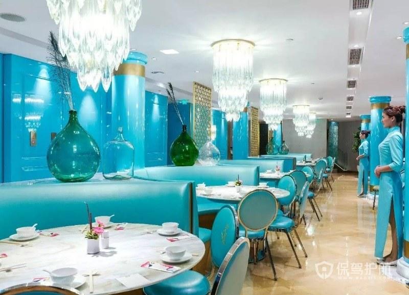 創意歐式餐廳裝修效果圖