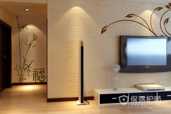 墙布和硅藻泥如何选择?硅藻泥装修效果图