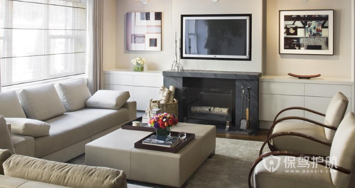 客厅的家具怎么摆放-保驾护航装修网