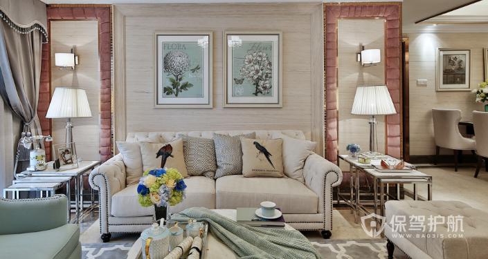 客厅家具包括哪些-保驾护航装修网