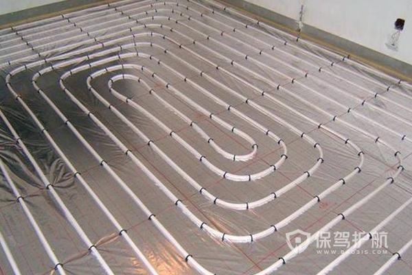地暖和暖气片哪个实用?家居地暖施工步骤