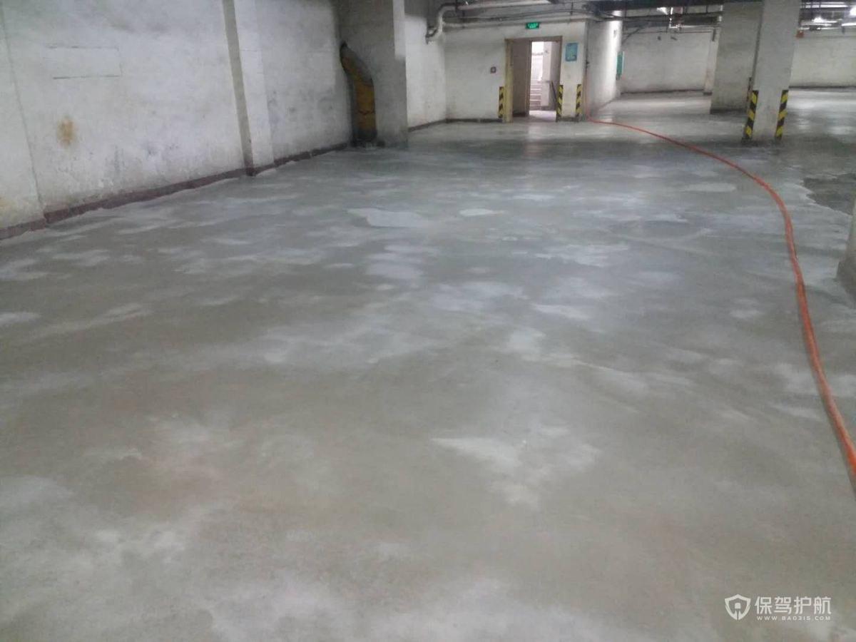 地下室地坪漆找平怎么做?未找平地面该如何施工地坪漆?