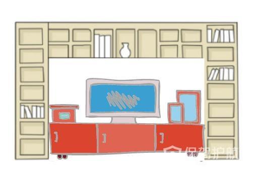实用客厅装修效果图-保驾护航装修网