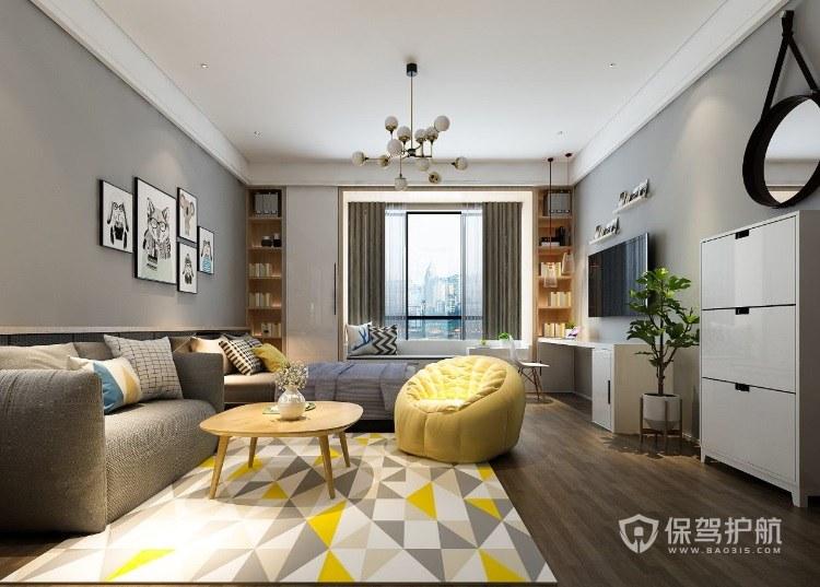 30平米公寓怎么装修好? 30平米公寓装修效果图
