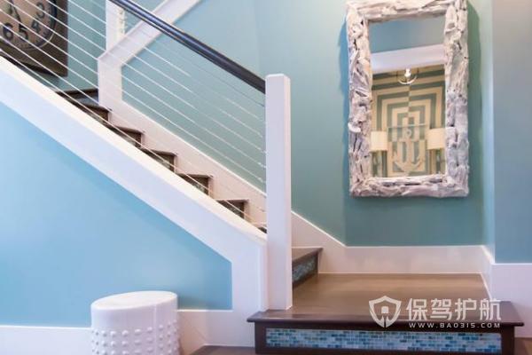 常见楼梯形式有哪些?家装楼梯装修效果图