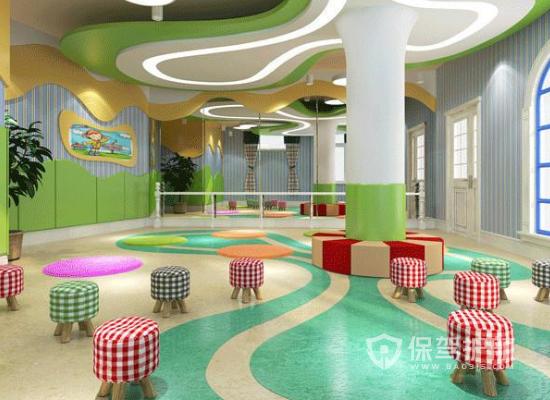 幼儿园灯光如何设计,幼儿园灯光设计要点