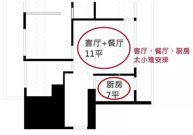 66㎡婚房装修效果图-保驾护航装修网