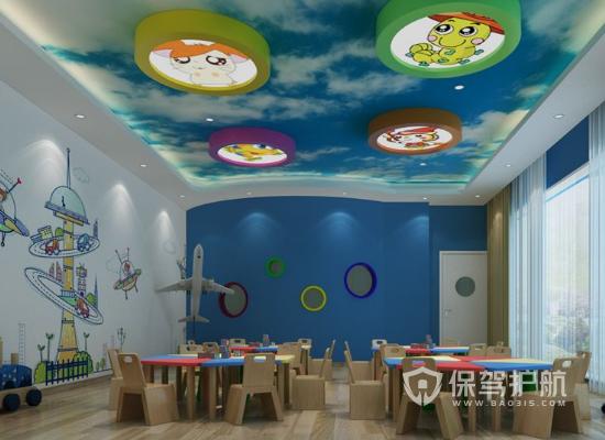 幼儿园施工装修注意什么,幼儿园施工装修注意事项