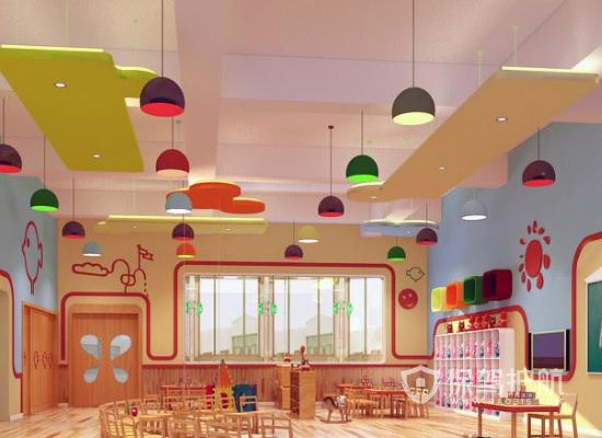 幼儿园灯光怎么样设计好?幼儿园灯光设计注意事项