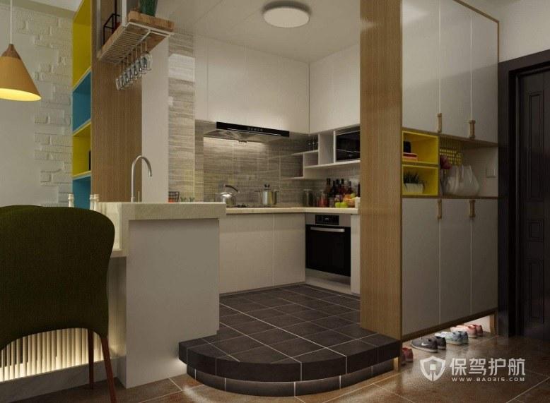 開放式廚房如何裝修? 開放式廚房裝修效果圖
