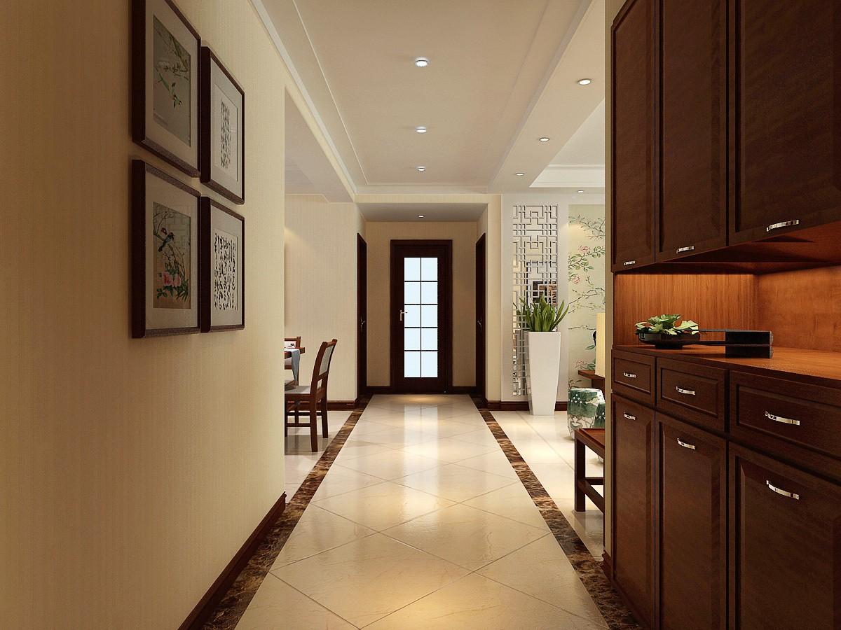 注重对称的欧式风格二局室装修效果图…
