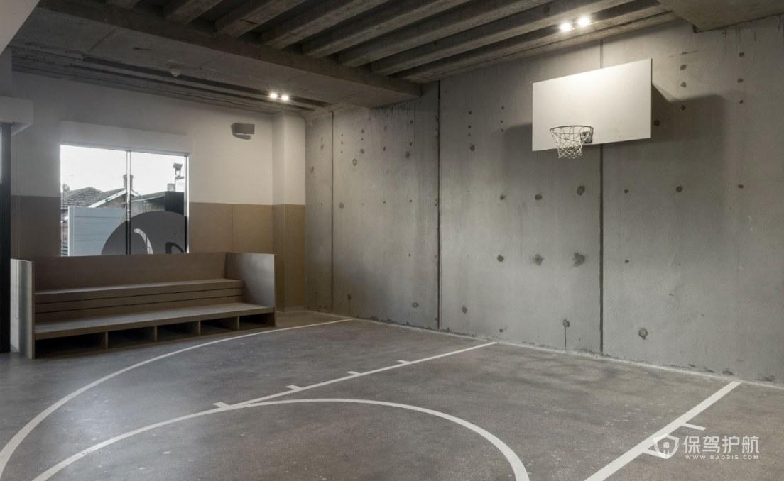 现代简约风格办公室休闲区装修效果图…