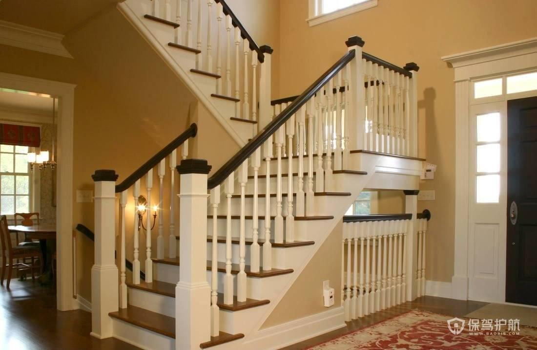 楼梯风水的正确步数图 住宅楼梯风水讲究有哪些?
