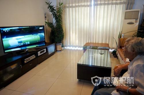 【装修宝典】电视尺寸与观看距离多少比较合适?