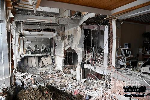 无锡一小吃店燃气爆炸 造成9人死亡10人受伤