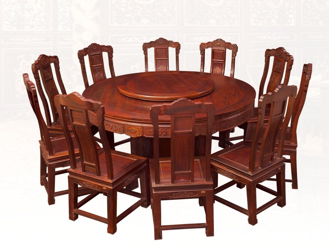 花梨木餐桌价格要多少?日常要怎么保养?