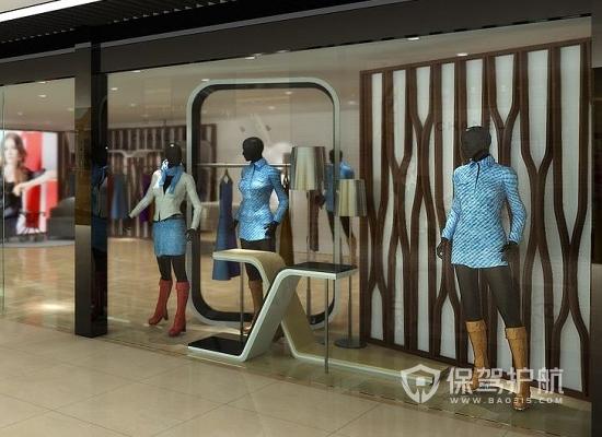 运动服装店怎么进行装修?运动服装店施工流程