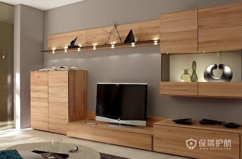 客厅电视柜-保驾护航