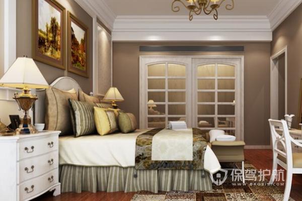 卧室灯具如何挑选?卧室灯具搭配效果图