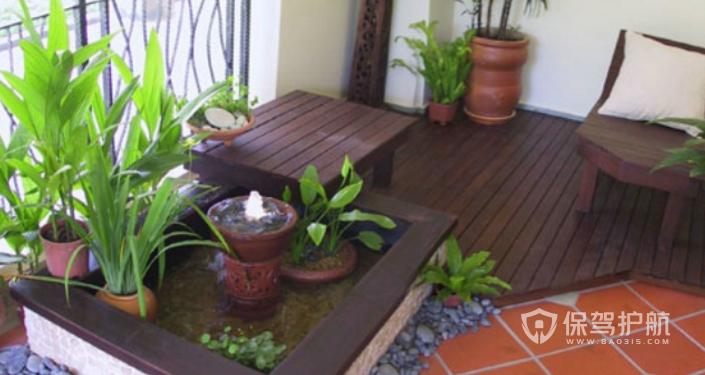 阳台花园怎么设计?阳台花园装修效果图