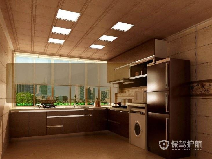 厨房翻新改造要多少钱?老旧厨房哪些地方要翻新改造?