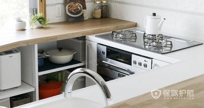 厨房翻新改造-保驾护航装修网