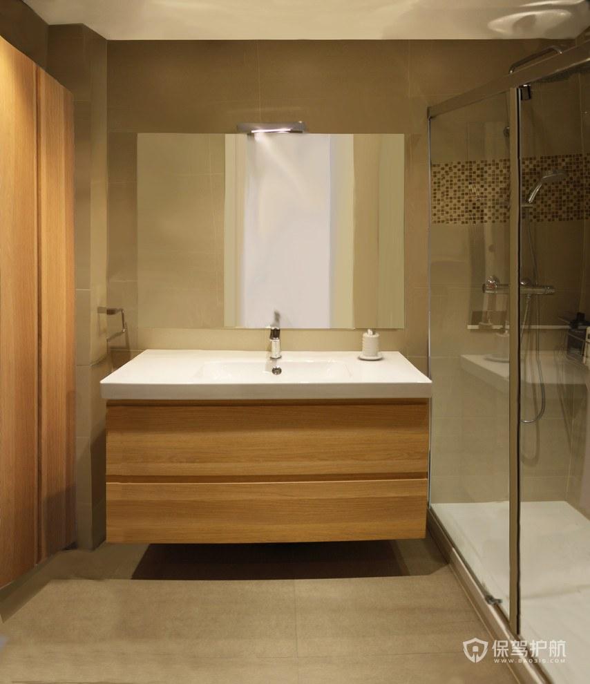 小型卫生间装修?#35760;?小型卫生间装修效果图