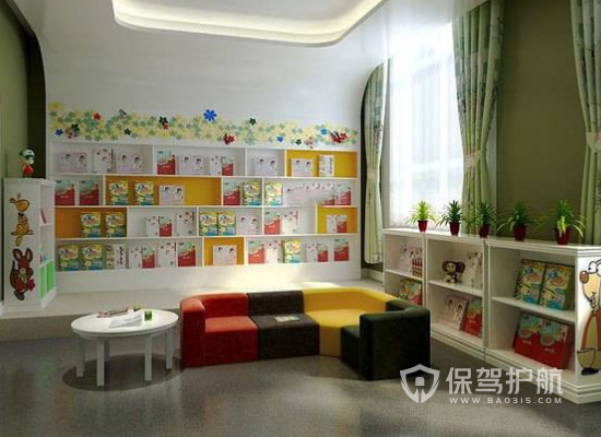 现代风格幼儿园怎样进行装修 现代风格幼儿园装修流程