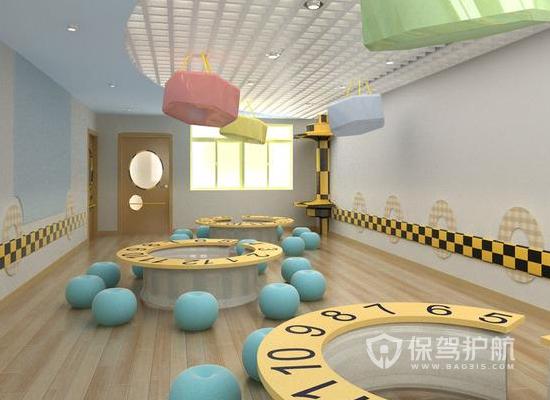幼稚园怎样装修设计,幼稚园装修设计要素