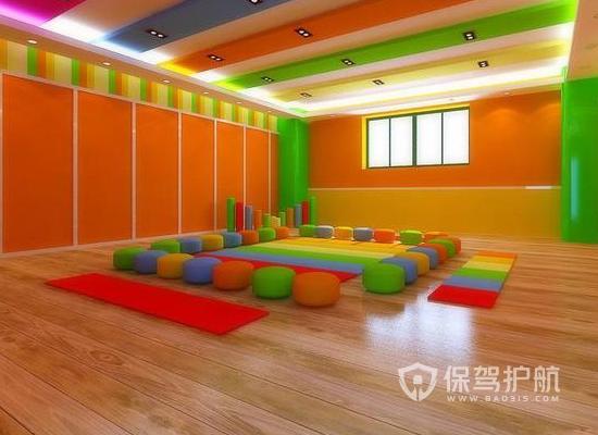 简约风格幼儿园如何装修?简约风格幼儿园装修技巧