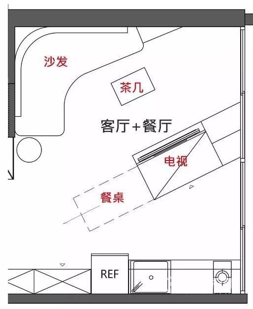 客廳裝修效果圖-保駕護航裝修網