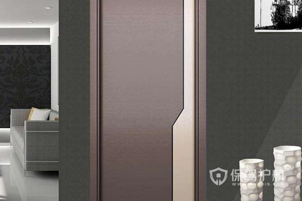 免漆門和烤漆門哪個好?室內門安裝效果圖