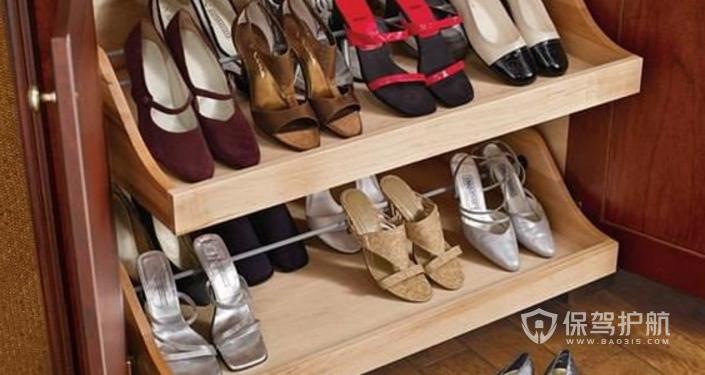 为啥阳台上不能放鞋柜?鞋柜摆放风水