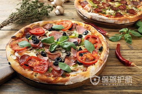 必胜客人造肉披萨 以植物蛋白为原料价格10美元
