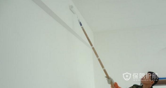 墙面漆怎么刷-保驾护航装修网