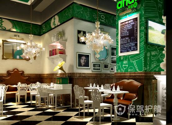 特色奶茶店燈光如何設計,特色奶茶店燈光設計要點
