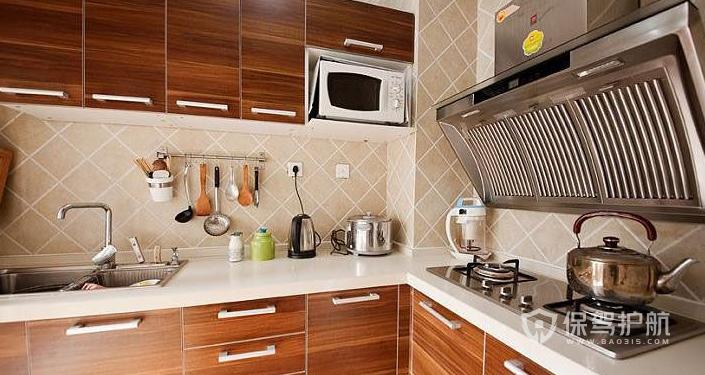 厨房怎么布局合理?厨房装修效果图