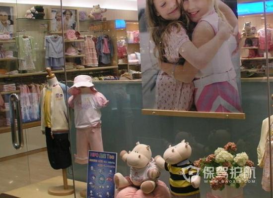 开儿童服装店装修时有哪些风水,开儿童服装店装修风水禁忌