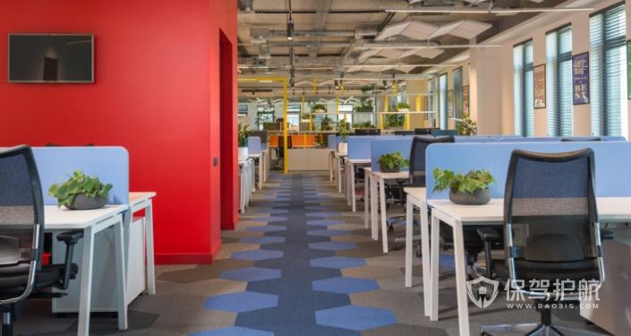 办公室装潢风格有哪些?办公室装修效果图