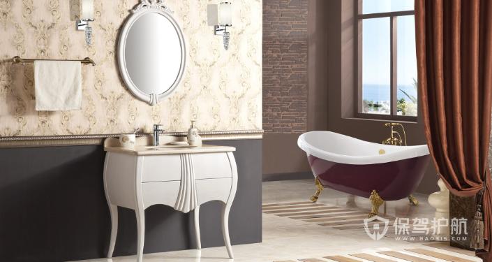 欧式浴室柜如何安装?欧式浴室柜安装注意事项