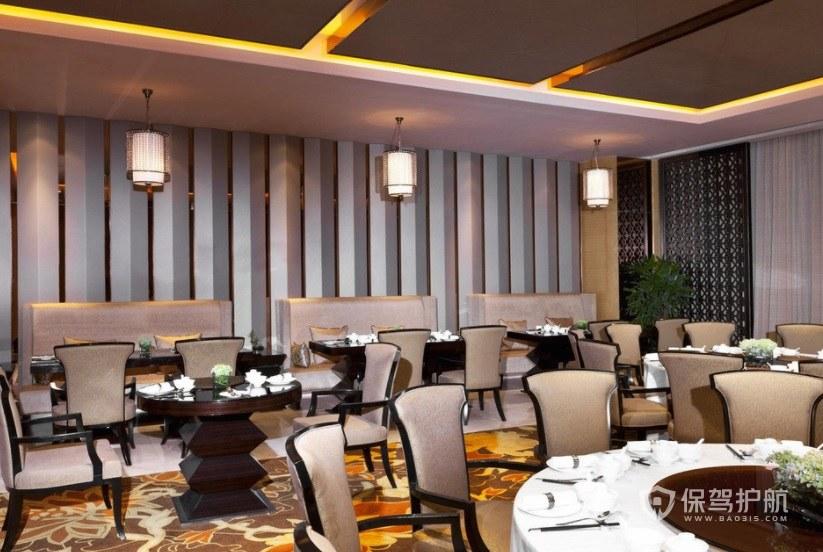 私人宴会餐厅装修效果图