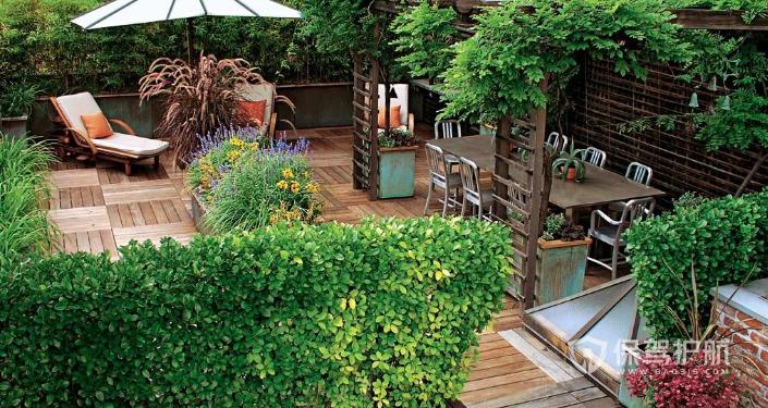 露天阳台除虫怎么做?露天阳台花园装修技巧