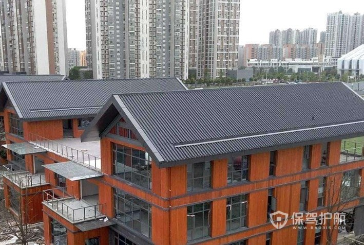 怎么弄琉璃瓦屋顶? 琉璃瓦屋顶造型图片