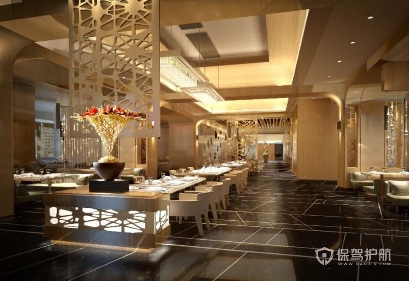 摩洛哥创意餐厅装修效果图