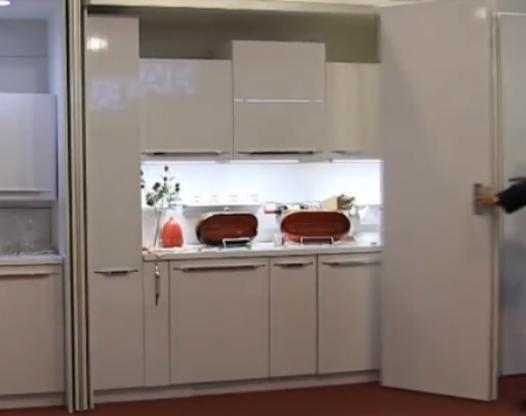 装修中节省空间的家具设计