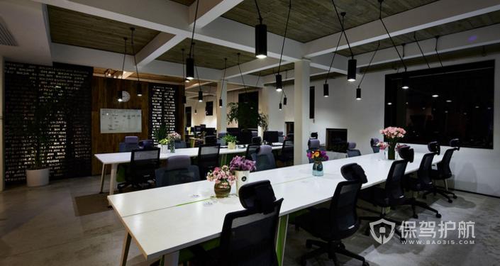 会议室灯饰装修效果图