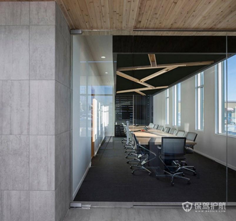 創意風格辦公會議室裝修效果圖