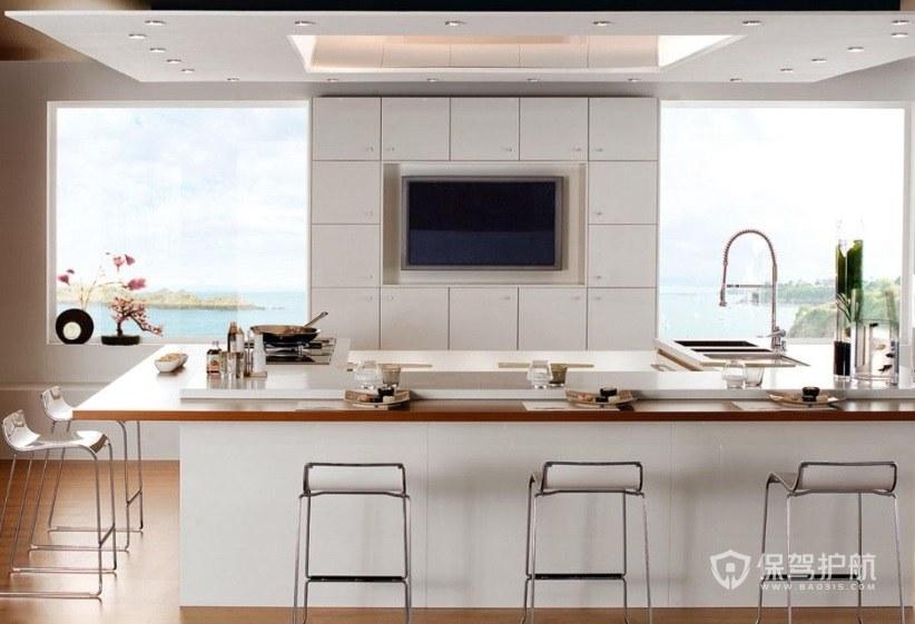廚房改造方案-保駕護航