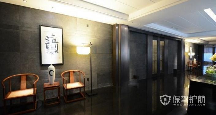 新古典办公室装修效果图